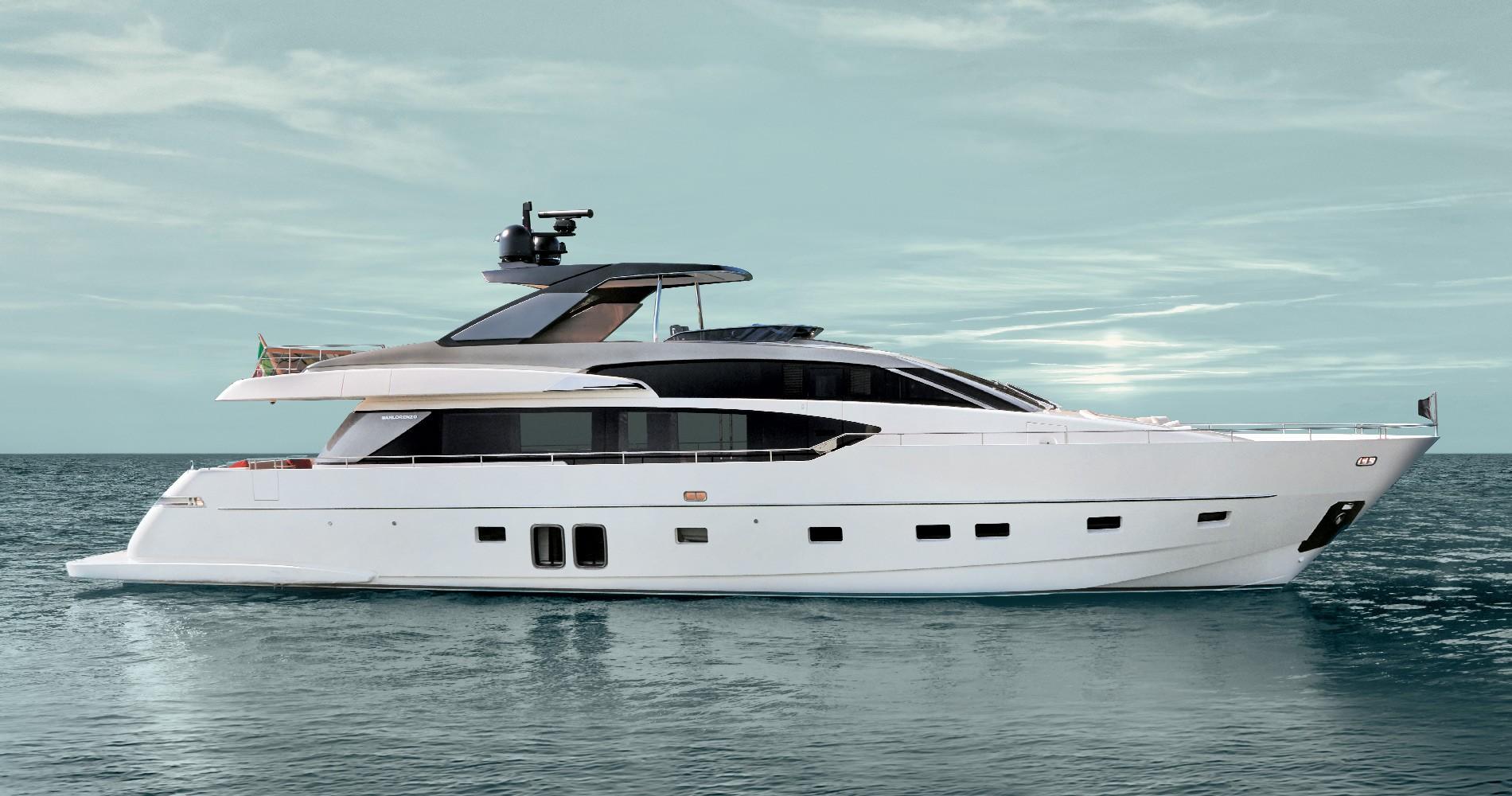 Sanlorenzo Yacht SL86