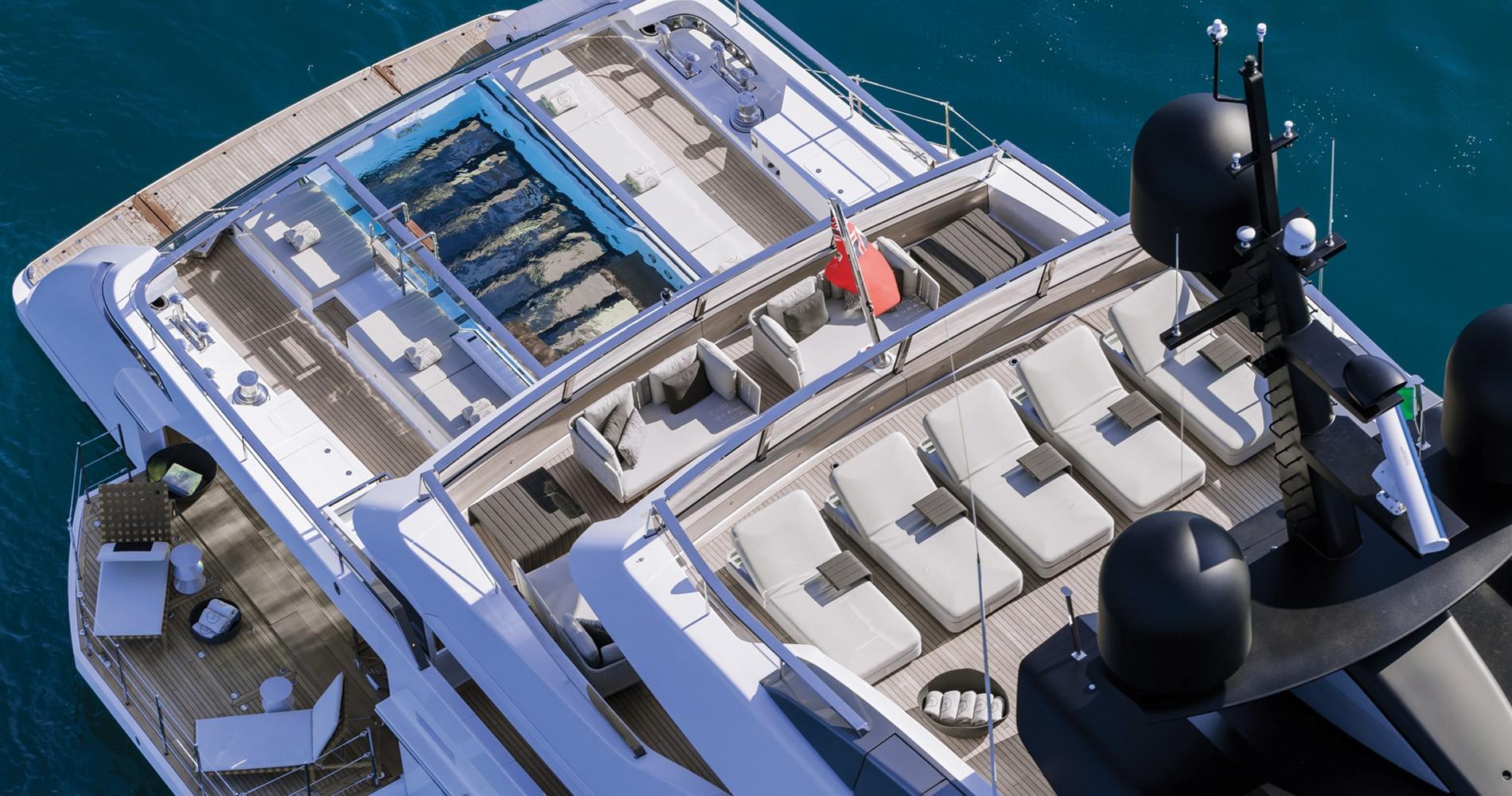 Sanlorenzo Superyacht 52 steel