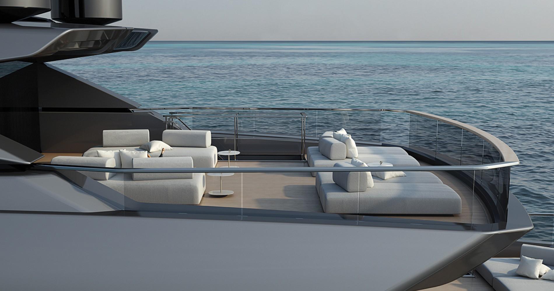 sanlorenzo superyacht 57steel