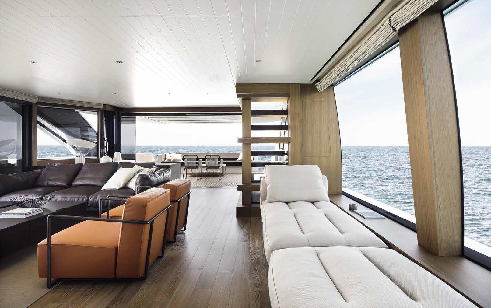 Sanlorenzo Yacht SL106A