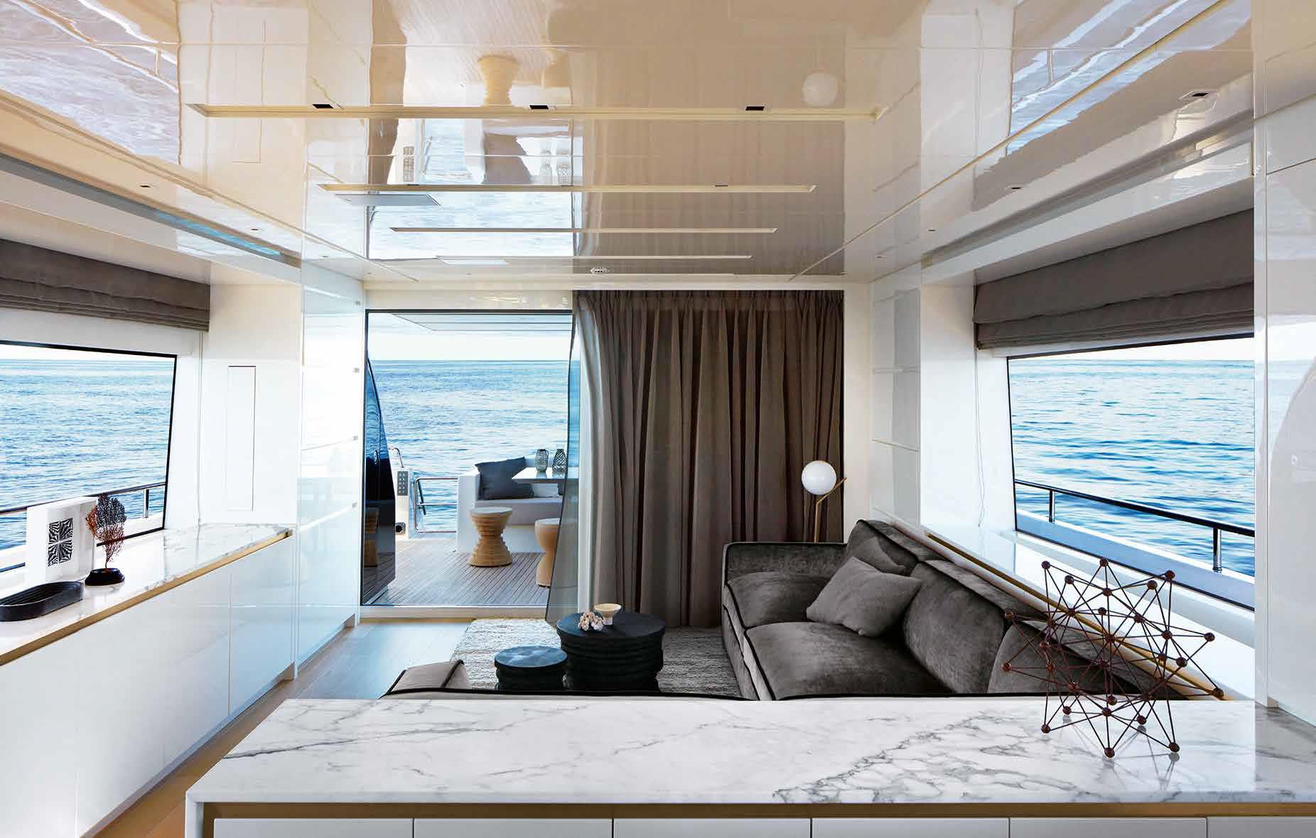 Sanlorenzo Yacht SL78