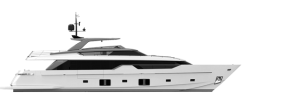 Sanlorenzo SL106A side profile
