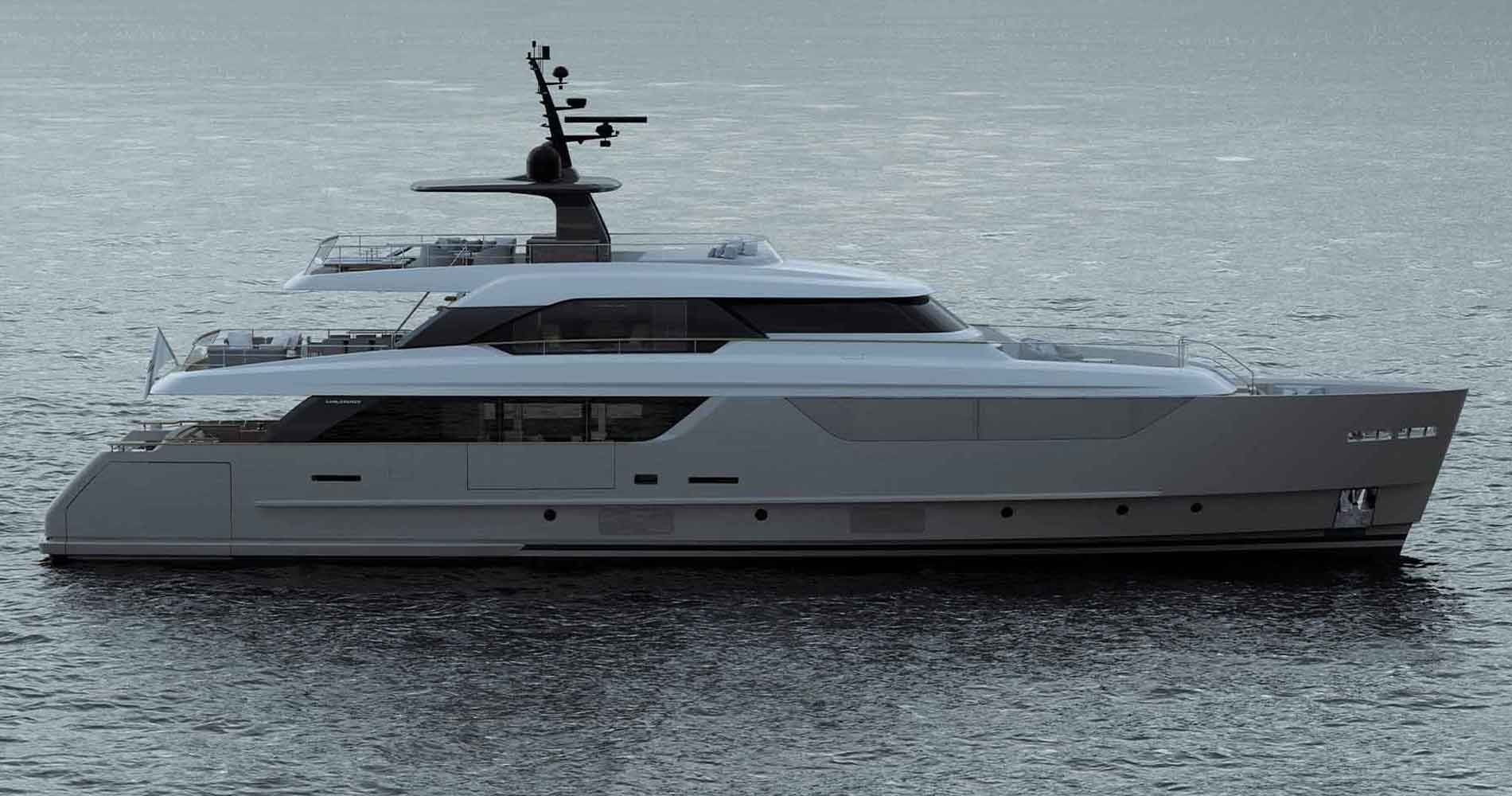 Sanlorenzo Yachts SD118