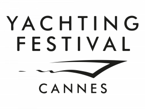 cannes yachting festival logo black